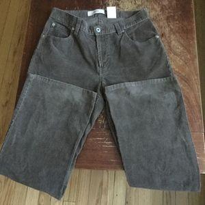 GAP Pants - Vintage GAP Flare Corduroy Pants Brown - Sz 8